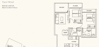 clavon-clementi-condo-2-bedroom-floor-plan-type-bp1-singapore