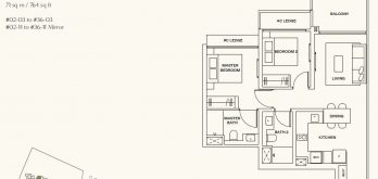 clavon-clementi-condo-2-bedroom-floor-plan-type-bp2-singapore