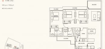 clavon-clementi-condo-3-bedroom-floor-plan-type-cp2-singapore
