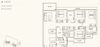 clavon-clementi-condo-4-plus-study-floor-plan-type-d2-singapore